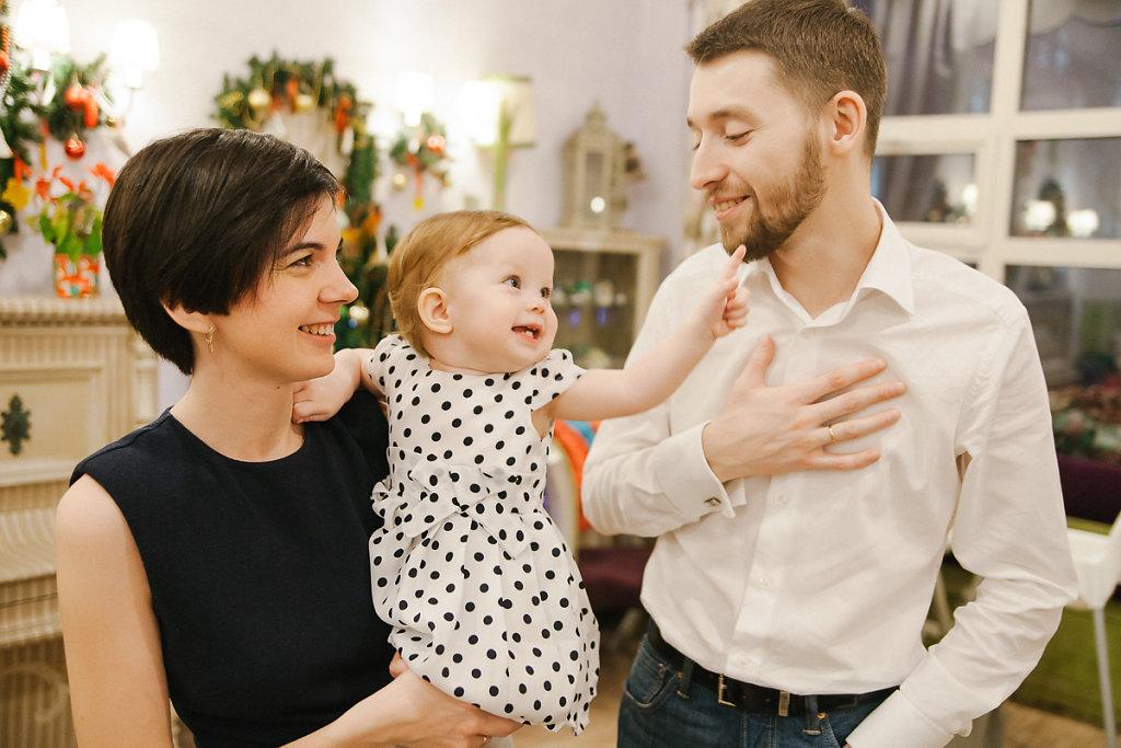 Кирилл, Гуля и Соня