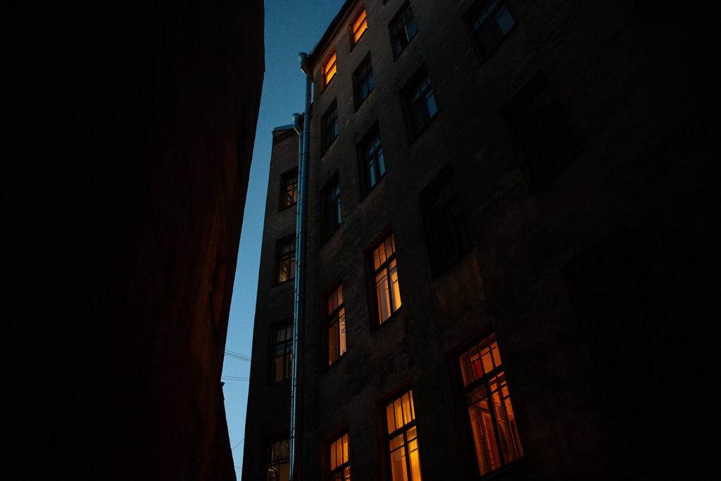 Петербург, Россия